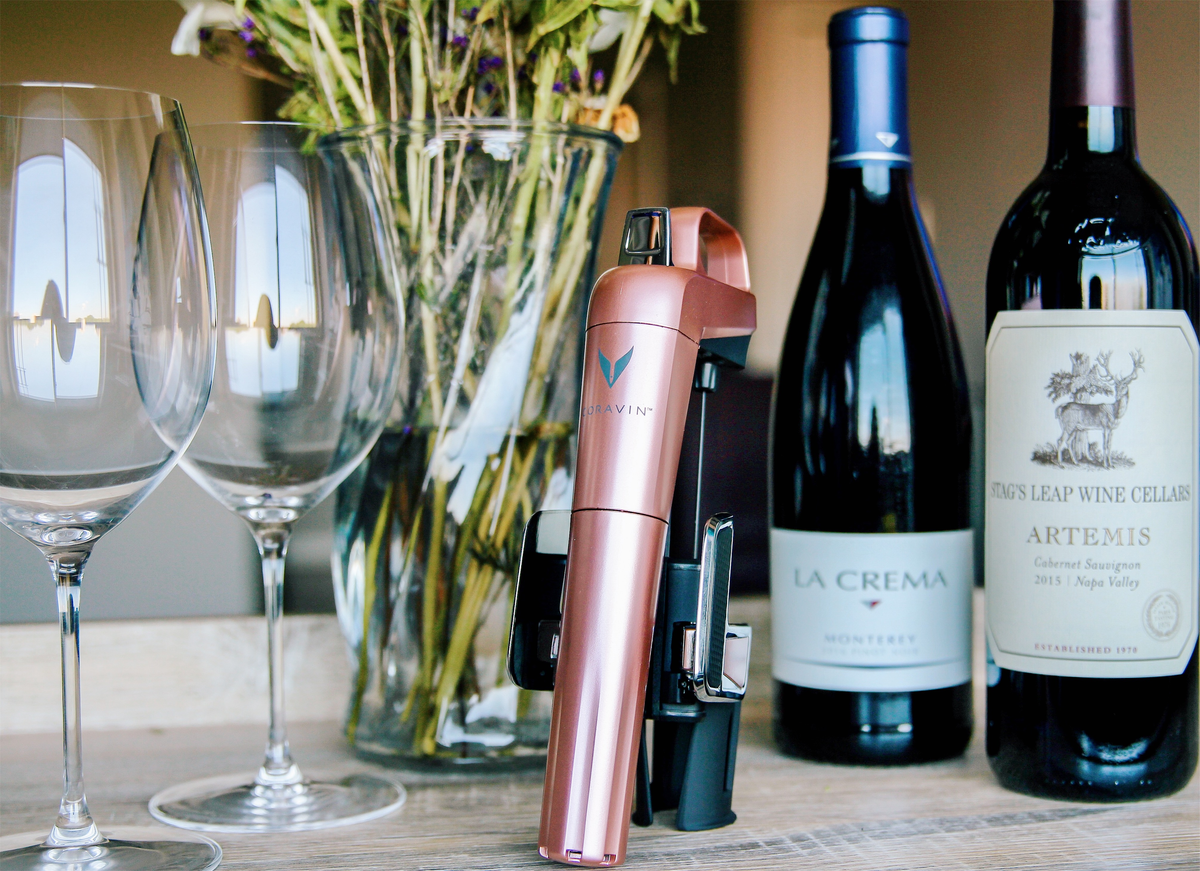 Side By Side Tastings With Coravin Coravin Blog
